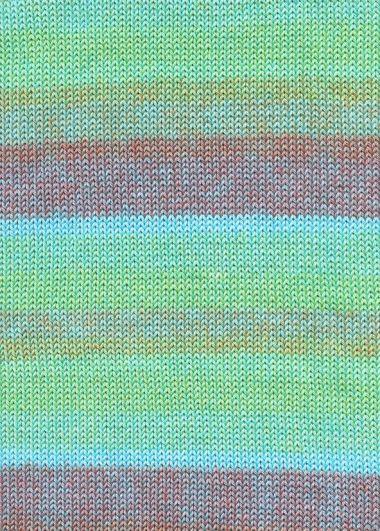 Laine Lang Yarns Quattro Color - coton-Couleur- N° 812.0054