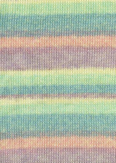 Laine Lang Yarns Quattro Color - coton-Couleur- N° 812.0056