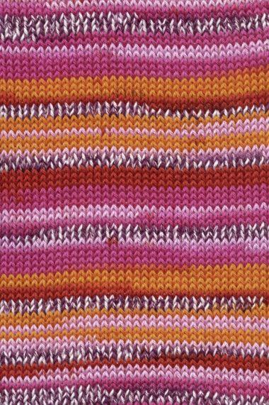 Laine Lang Yarns Quattro Color - coton-Couleur- N° 812.0085
