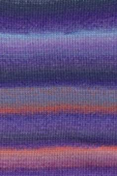 Laine Lang Yarns Mille Colori Baby-Couleur- 845.0006