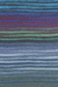 Laine Lang Yarns Mille Colori Baby-Couleur- 845.0033