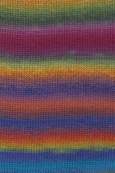 Laine Lang Yarns Mille Colori Baby - Couleur- 845.0050