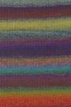 Laine Lang Yarns Mille Colori Baby-Couleur- 845.0053