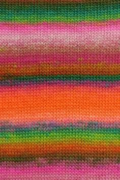 Laine Lang Yarns Mille Colori Baby- Couleur- 845.0055