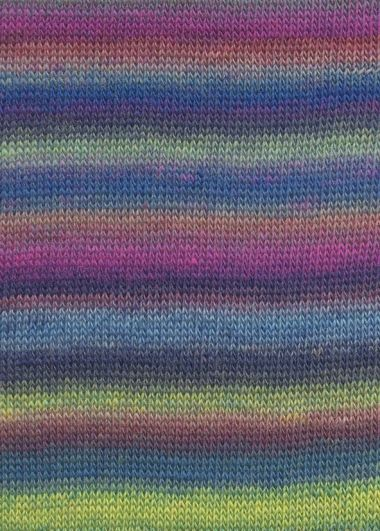 Laine Lang Yarns Mille Colori Baby-Couleur- 845.0106