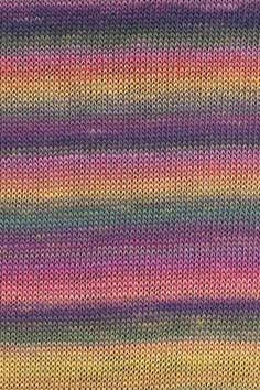 Laine Lang Yarns Mille Colori Baby-Couleur- 845.0154