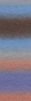 Laine Lang Yarns Jawoll Magic Dégradé-Couleur- 0021