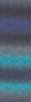 Laine Lang Yarns Jawoll Magic Dégradé-Couleur- 0025