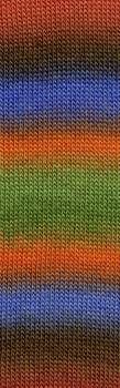 Laine Lang Yarns Jawoll Magic Dégradé-Couleur- 0027