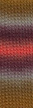 Laine Lang Yarns Jawoll Magic Dégradé-Couleur- 0039