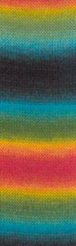 Laine Lang Yarns Jawoll Magic Dégradé-coloris- 50