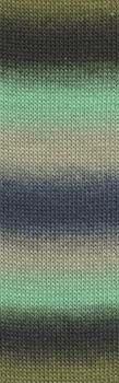 Laine Lang Yarns Jawoll Magic Dégradé-Couleur- 0058