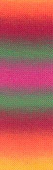 Laine Lang Yarns Jawoll Magic Dégradé-Coloris- 0059