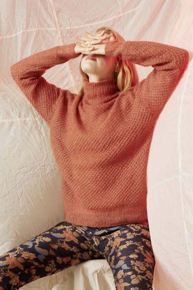 Kit tricot Lace N°3 Pull-L