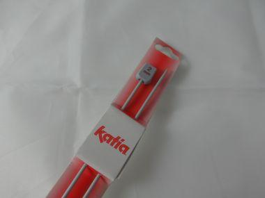 Aiguilles à Tricoter marque Katia 40 cm N°2