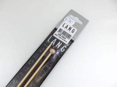 Aiguilles à tricoter en Bambou de Lang Yarns-3 mm