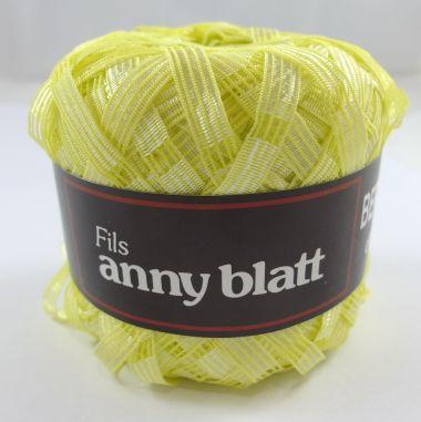 Laine Anny Blatt Berlingot-Couleur- lime