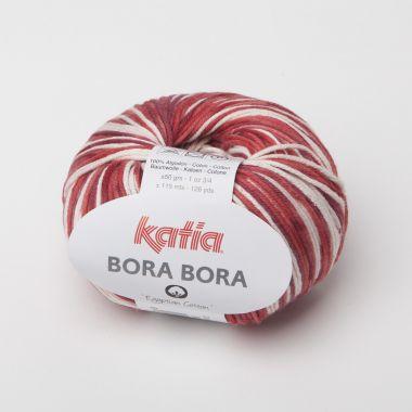 Laine Katia Bora Bora - coton-Couleur- N° 50