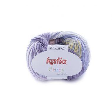 Laine Katia Candy-Couleur- 671