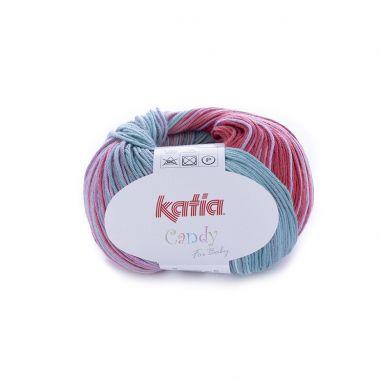 Laine Katia Candy-Couleur- 674