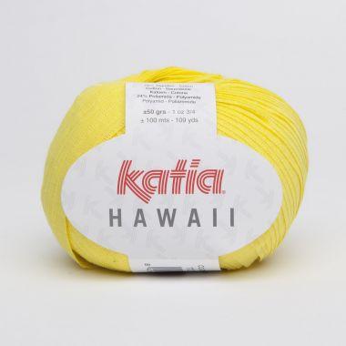 Laine Katia Hawaii - coton-Couleur- N° 112