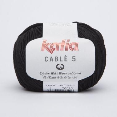 Laine Katia Cablé 5 coloris- 2