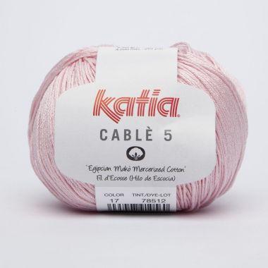 Laine Katia Cablé 5 coloris- 17