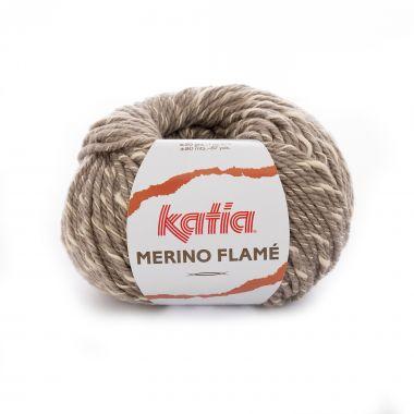 Laine Katia Mérino Flamé-Couleur- N° 102