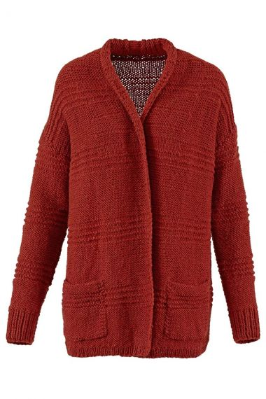 Kit tricot earth de Wooladdicts N°1 - gilet-S