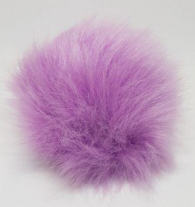 Pompon Houppe de Plassard-Couleur- violet