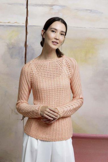 Kit tricot Liza - Pull -S