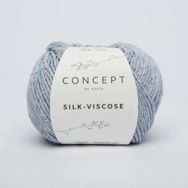 Laine Katia Silk Viscose-Couleur- 56