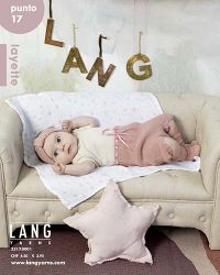 catalogue lang yarns punto 17 layette