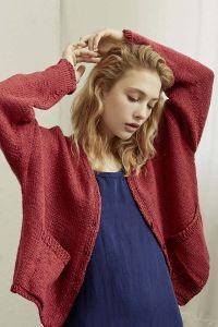 Modèle à tricoter, coton sunshine, 15 du wooladdicts N°2