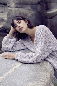 Modèle à tricoter, pull wooladdicts Fool's Paradise