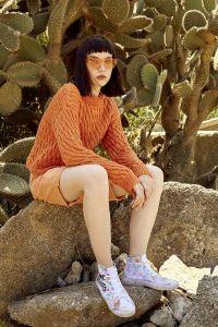 Kit tricot, pullover en coton Sunshine de Wooladdicts, Lang Yarns