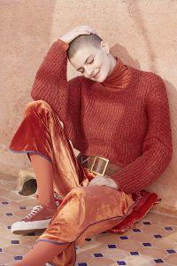 Modèle à tricoter, Laine Lang Yarns Wooladdicts Respect