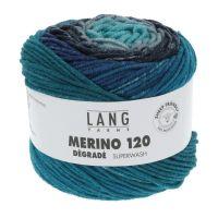 Laine Lang Yarns Mérino 120 Dégradé