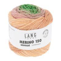 Laine Lang Yarns Mérino 150 dégradé
