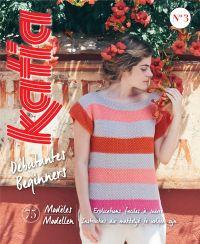 Couverture catalogue Katia spécial débutantes N°3
