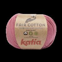 Coton Katia Fair Cotton coloris N° 14