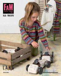 Catalogue Lang Yarns N° 241 spécial enfants de 2 à 6 ans