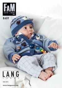 Catalogue Lang Yarns FAM 196 Baby