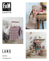 Catalogue Lang Yarns N° 250 Layette