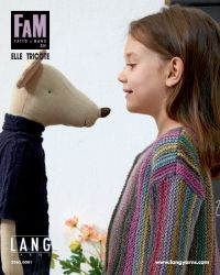 Catalogue Lang Yarns FAM 254 Elle Tricote