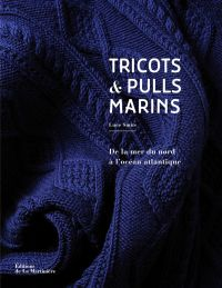 Livre de Luce Smits Tricots et Pulls marins