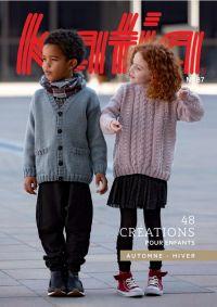 Catalogue Katia Enfants N°87