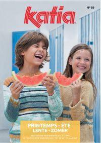 Catalogue Katia enfants N°89