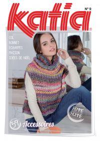 Couverture catalogue Katia Accessoires N°9