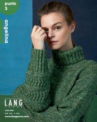 Catalogue Lang Yarns Punto N° 5  Laine Angélina